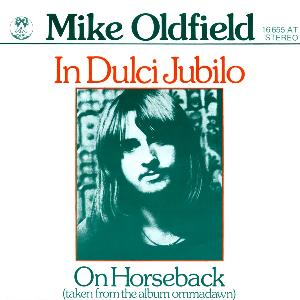 Mike Oldfield - In Dulci Jubilo CD (album) cover