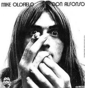 Mike Oldfield - Don Alfonso CD (album) cover