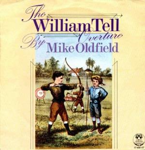 Mike Oldfield - William Tell Overture CD (album) cover