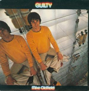 Mike Oldfield - Guilty CD (album) cover
