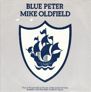 Mike Oldfield - Blue Peter CD (album) cover