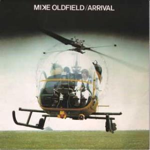 Mike Oldfield - Arrival CD (album) cover