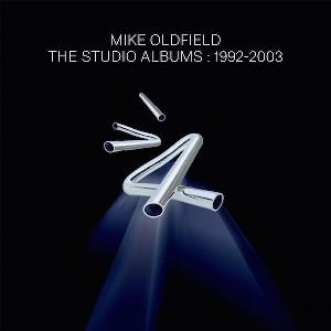 Mike Oldfield - The Studio Albums: 1992-2003 CD (album) cover