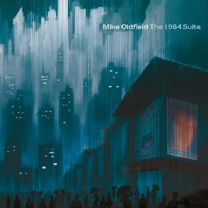 Mike Oldfield - The 1984 Suite CD (album) cover