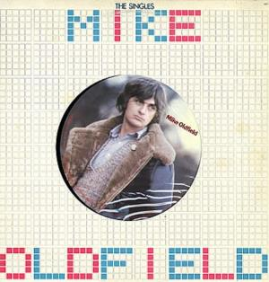 Mike Oldfield - The Singles CD (album) cover