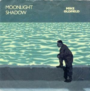 Mike Oldfield - Moonlight Shadow CD (album) cover