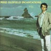 MIKE OLDFIELD - Incantations CD album cover