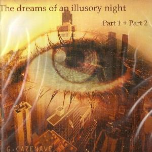 GUILLAUME CAZENAVE - Liah's Saga 1 - The Dreams Of An Illusory Night CD album cover