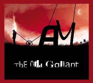 Guillaume Cazenave - The Odd Gallant - Am CD (album) cover