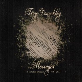 TROY DONOCKLEY - Messages CD album cover