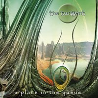 The Tangent - A Place In The Queue CD (album) cover