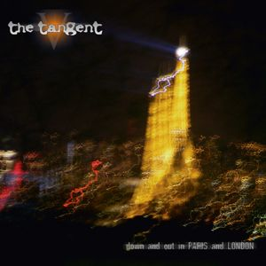 The Tangent - Down And Out In Paris And London CD (album) cover