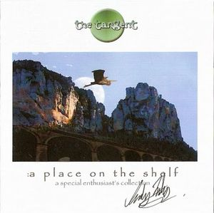 The Tangent - A Place On The Shelf CD (album) cover
