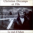 Christian Decamps & Fils - Le Mal D'adam CD (album) cover