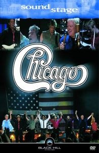 Chicago - Sound Stage, Live DVD (album) cover