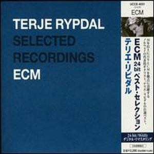 Terje Rypdal - Selected Recordings CD (album) cover