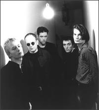 RADIOHEAD image groupe band picture