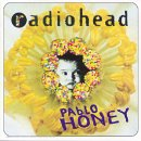 Radiohead - Pablo Honey CD (album) cover