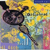 Radiohead - Drill CD (album) cover
