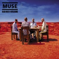 MUSE - Black Holes And Revelations CD album cover