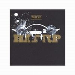 Muse H.A.A.R.P CD album cover