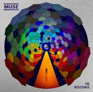 MUSE - The Resistance CD album cover