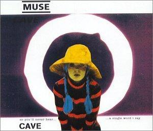 Muse - Cave CD (album) cover