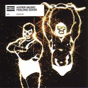 Muse - Hyper Music/feeling Good CD (album) cover