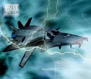 Muse - Sing For Absolution CD (album) cover