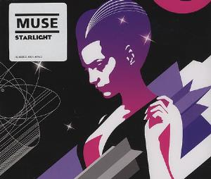 Muse - Starlight CD (album) cover