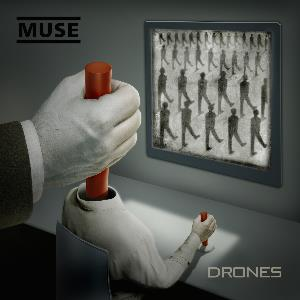 Muse - Drones CD (album) cover