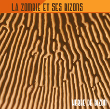 Zomb - Herbe De Bizon CD (album) cover