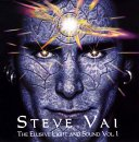 STEVE VAI - The Elusive Light And Sound Vol.1 CD album cover