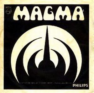 Magma - Kobaia/mûh CD (album) cover