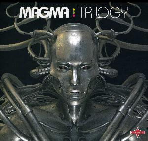 Magma - Trilogy CD (album) cover