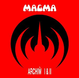Magma - Archiw I & Ii CD (album) cover