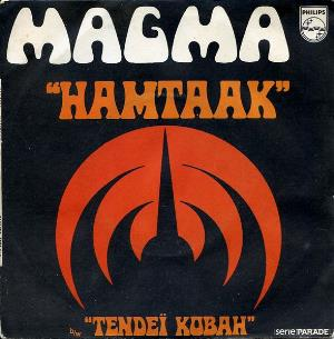 Magma - Hamtaak / Tendeï Kobah CD (album) cover