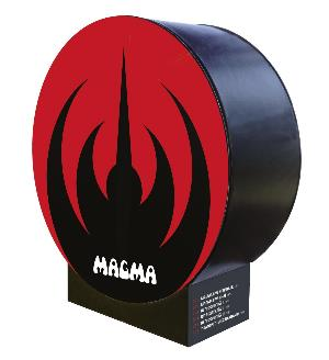 Magma - Köhnzert Zünd CD (album) cover