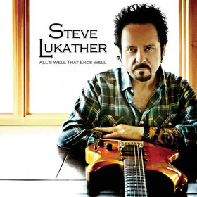 Steve Lukather - All's Well That Ends Well CD (album) cover