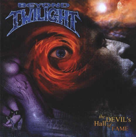 Beyond Twilight - The Devils Hall Of Fame CD (album) cover