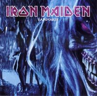 Iron Maiden - Rainmaker CD (album) cover