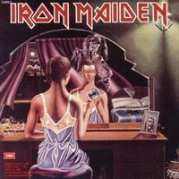 Iron Maiden - Twilight Zone CD (album) cover