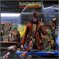Iron Maiden - Stranger In A Strange Land CD (album) cover