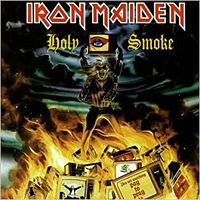 Iron Maiden - Holy Smoke CD (album) cover