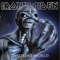 Iron Maiden - Different World CD (album) cover