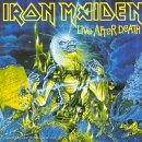 Iron Maiden - Live After Death CD (album) cover