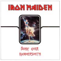 Iron Maiden - Beast Over Hammersmith CD (album) cover