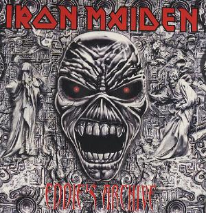 Iron Maiden - Eddie's Archive CD (album) cover