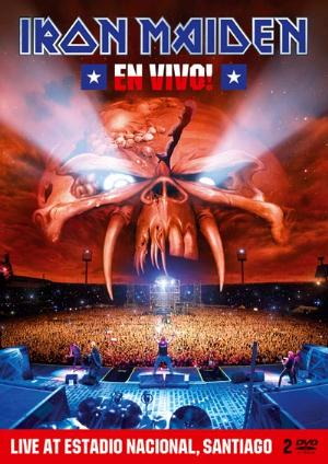 Iron Maiden - En Vivo! DVD (album) cover