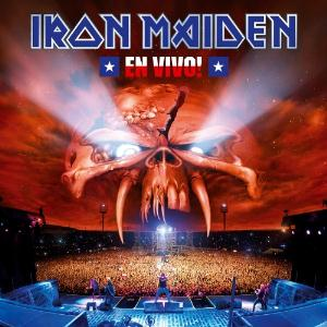 Iron Maiden - En Vivo! CD (album) cover